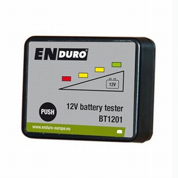Enduro 12V accutester