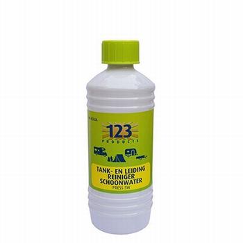 123 schoonwatertank reiniger