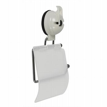 Toiletrol houder met zuignap