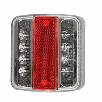 Achterlicht 4 functies LED