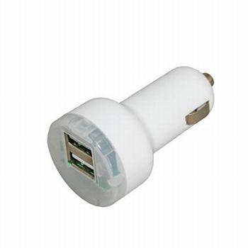 USB lader tweevoudig 12V