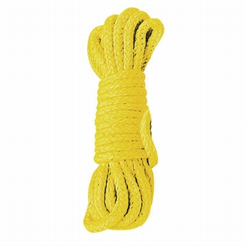 Scheerlijn geel  nylon 3mm. 4mtr.