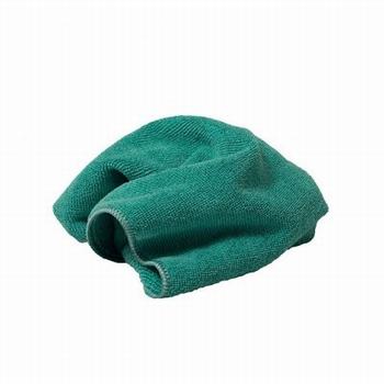 Microvezeldoek 40cm x 40cm groen