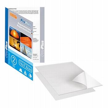 Polyester en nylon reparatie tape 2 x 14x7,6
