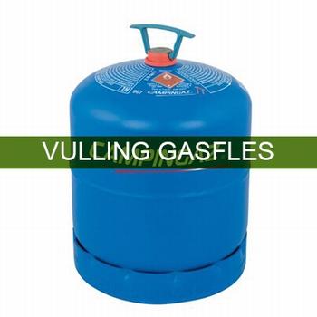 Vulling Campingaz gasfles 907