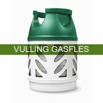Vulling Benegas lichtgewicht gasfles (7,5)