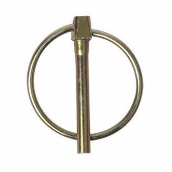 Borgpen met ring 6mm