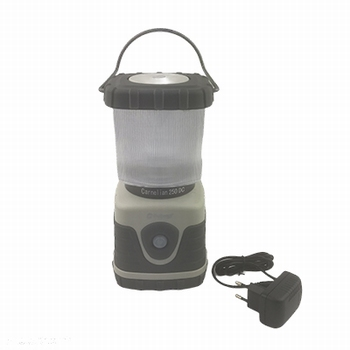 Campinglamp Carnelian DC250 oplaadbaar