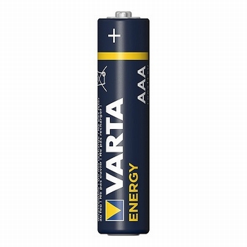 Varta alkaline batterij AAA