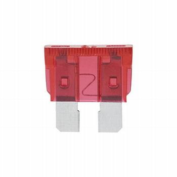 Steekzekering 10 ampere (rood)
