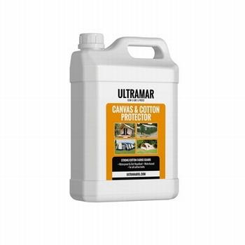 Ultramar canvas & cotton protector