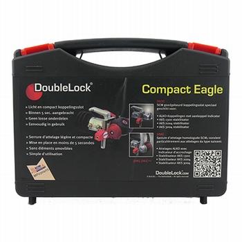 Koppelingslot double-lock Compact Eagle