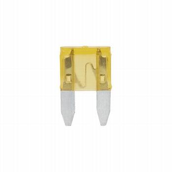 Mini steekzekering 5 ampere (licht bruin)