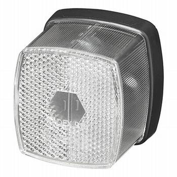 Positielamp met reflector