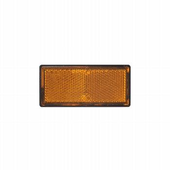 Reflector langwerpig oranje