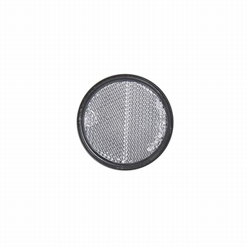 Reflector rond wit 58