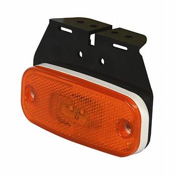 Zijmarkeringsverlichting LED op houder
