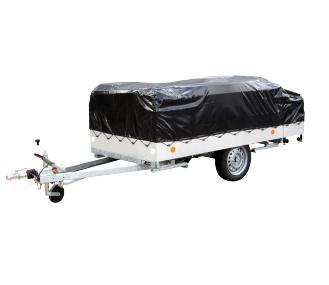 Elastiek voor afdekzeil vouwwagen p/10 meter
