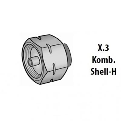 Gasslang hogedruk (X3 Shell) 450mm