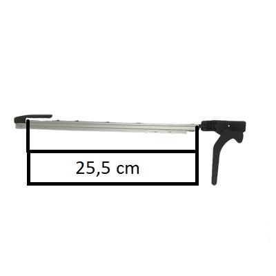 Raamuitzetter klik rechts Polyfix  300 serie 30cm