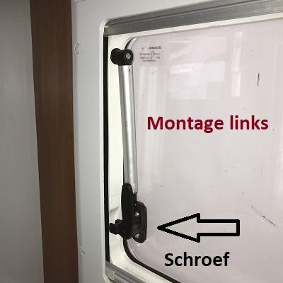 Raamuitzetter Seitz  klik klak 350 links