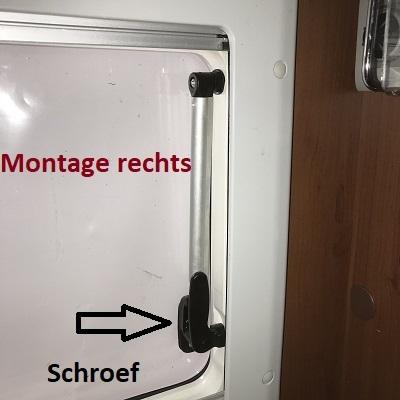 Raamuitzetter Seitz  klik klak 550 rechts