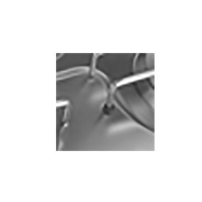 Teflon huls voor pannenrek