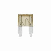 Mini steekzekering 7,5 ampere (bruin)