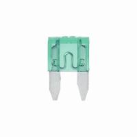 Mini steekzekering 30 ampere (groen)