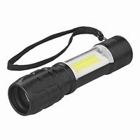 Zaklamp 2xCOB LED