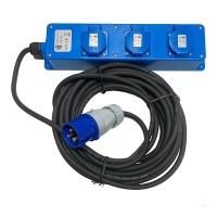 CEE kabel 3x1,5mm²  10M
