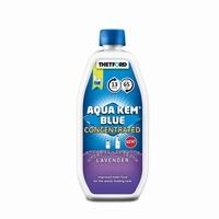 Thetford aqua kem blue lavendel