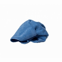 Microvezeldoek 40cm x 40cm blauw