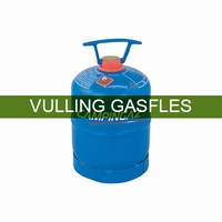 Vulling Campingaz gasfles 901