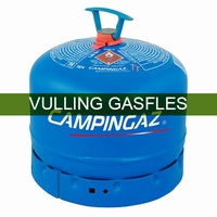 Vulling Campingaz gasfles 904