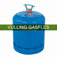 Vulling Campingaz gasfles 907