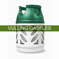 Vulling Benegas lichtgewicht gasfles 7.5