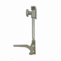trapspanner 6 vaks met knop 24,5x2 cm -p/10.st