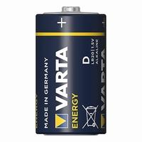 Varta alkaline batterij D