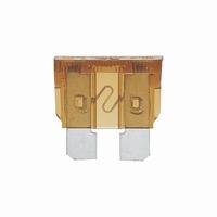 Steekzekering 7,5 ampere (bruin)