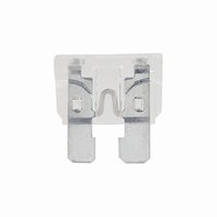 Steekzekering 25 ampere (transparant)