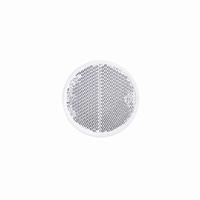 plastic folie 6,0m X 6,0m voor binnentent of voortent -p/stuk