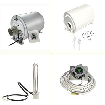 Boilers & onderdelen