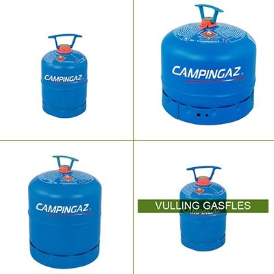 Campingaz gasflessen