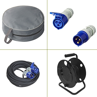 CEE Stekkers & kabels