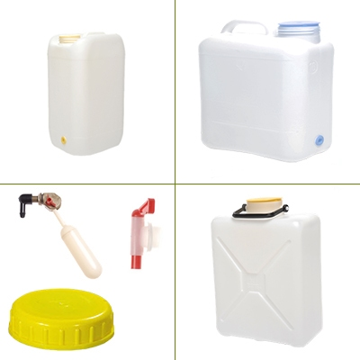 Draagbare watertanks