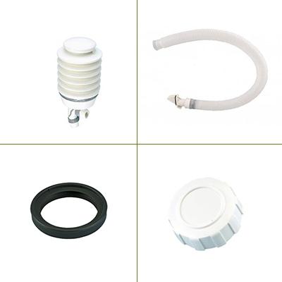 Porta potti onderdelen