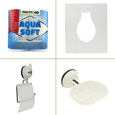 Toilet toebehoren